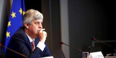 Mário Centeno Eurogroup