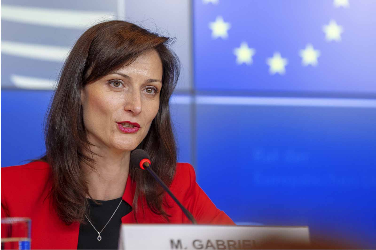Mariya Gabriel Commissioner Innovation and Youth