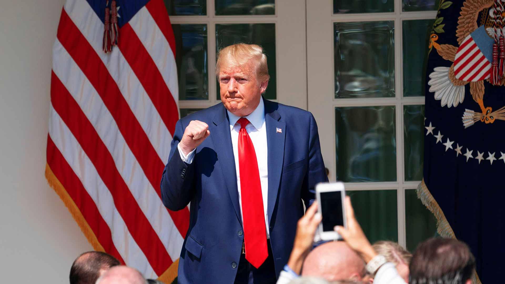 Donald J. Trump US President