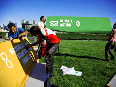 UN General Assembly Climate Action