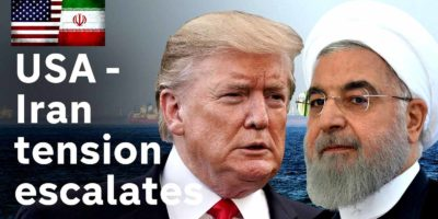 US-IRAN war tensions