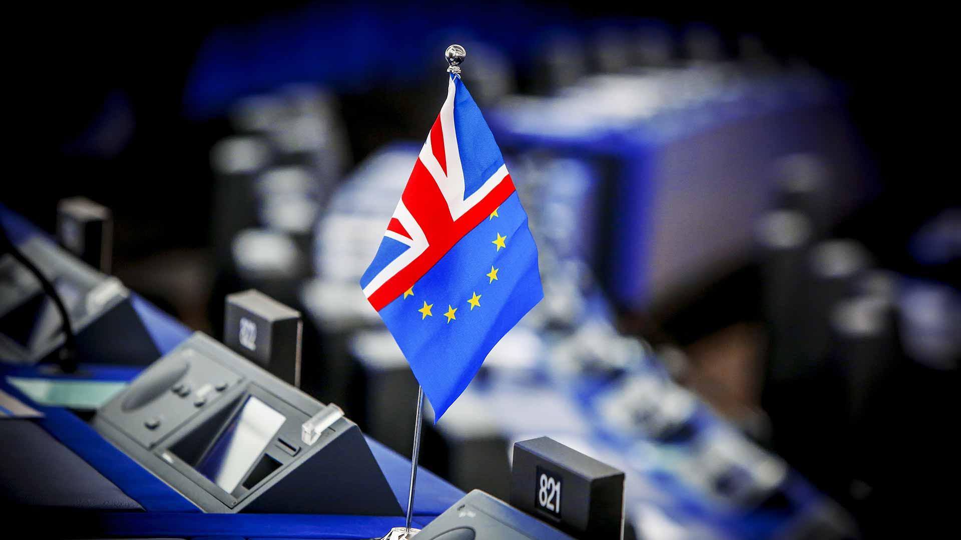 BREXIT EU UK flag