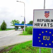 Croatia Schengen borders