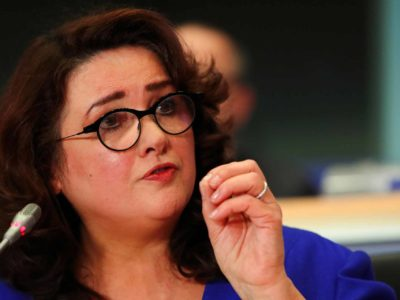 Helena Dalli Commissioner for Equality