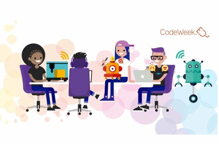 EU Code Week 2019