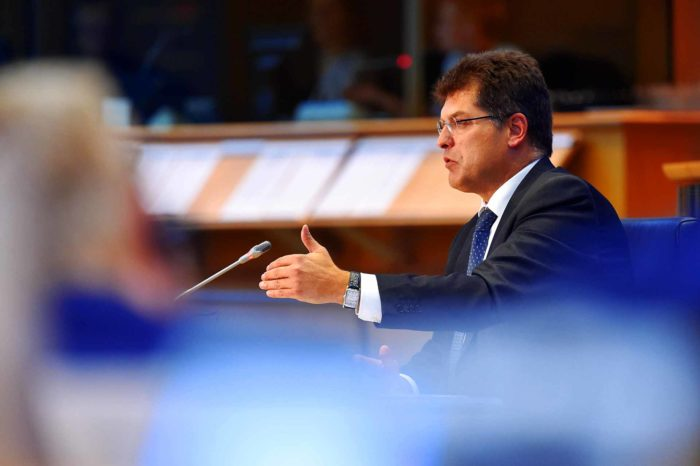 Janez Lenarcic - Janez Lenarčič Commissioner for Crisis management