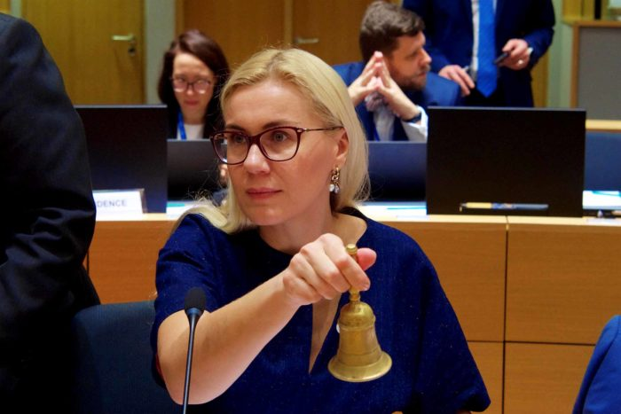 Kadri Simson Commissioner for Energy