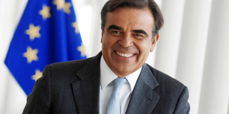 Margaritis Schinas Vice-President for Protecting our European way of life