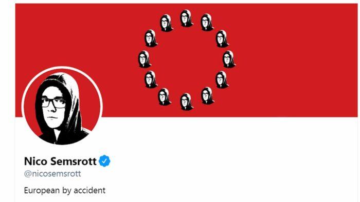 Nico Semsrott Die PARTEI European by accident
