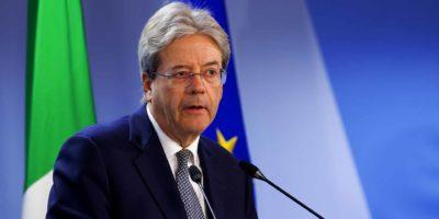 Paolo Gentiloni Commissioner - Economy