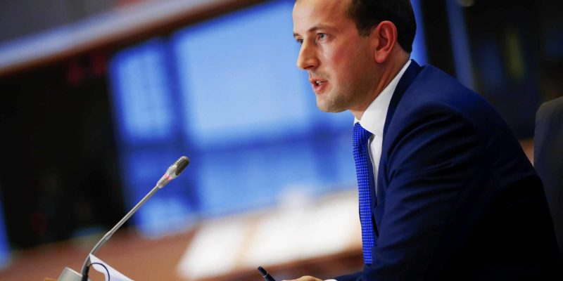 Virginijus Sinkevičius Commissioner for Environment and oceans