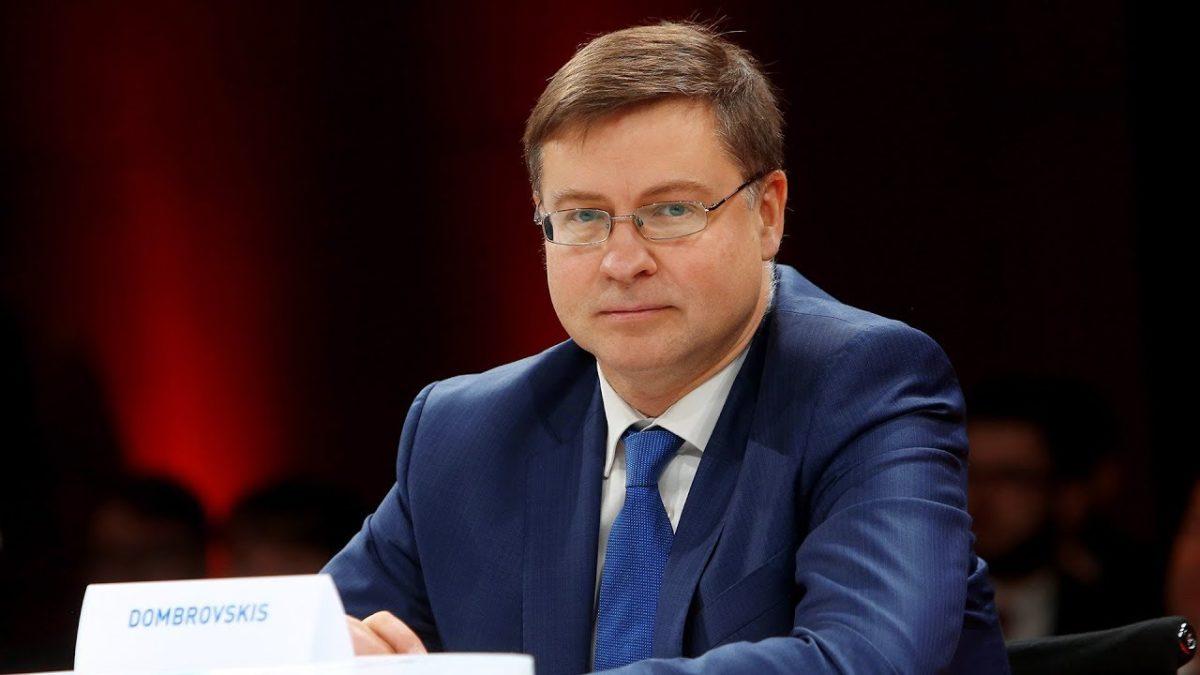 Valdis Dombrovskis