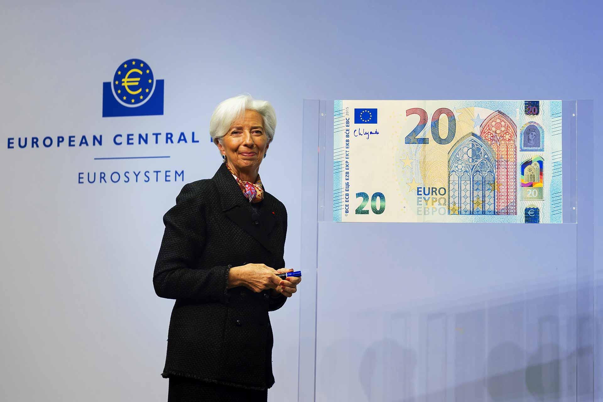 Christine Lagarde President of the European Central Bank - ECB