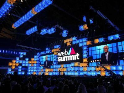 Michel Barnier Web Summit 2019