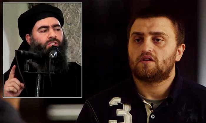 Muhammed Hasik ISIS Abu Bakr al-Baghdadi