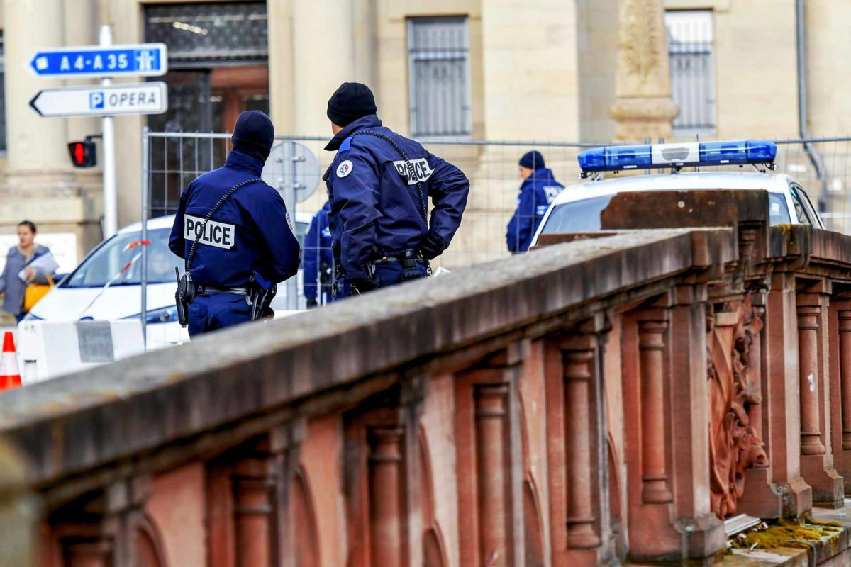 Fight against terrrorism terror attacks in Europe