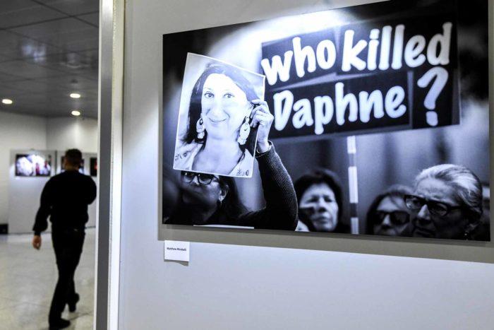 Daphne Caruana Galizia at EP