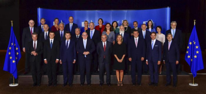 President Juncker's team The Commissioners | 2014-2019 - European Commission