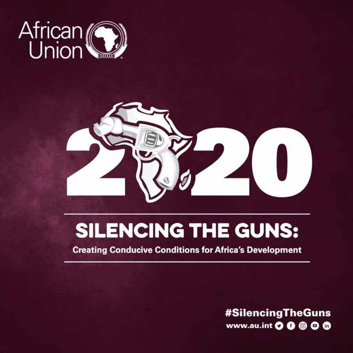 Agenda-2063 Silenceing the guns