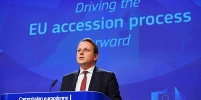 Olivér Várhelyi European Commissioner