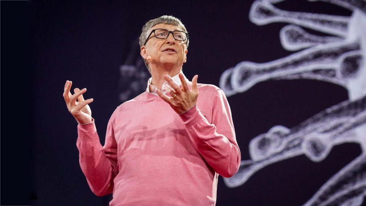 Bill Gates TED talks