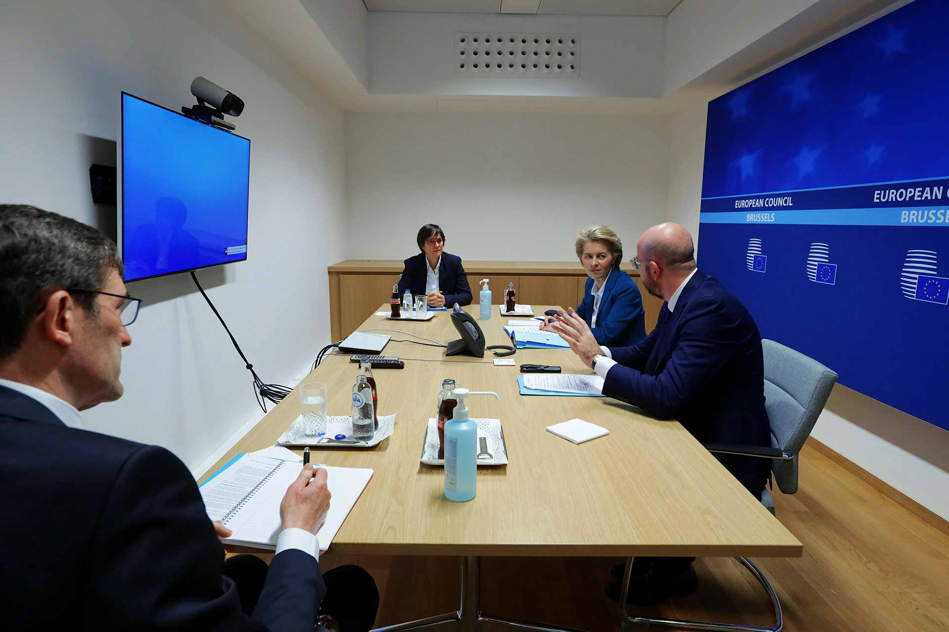 Extraordinary G7 Leaders' video conference on COVID-19