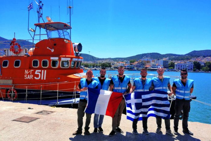 FRONTEX - Operation Poseidon in Greece