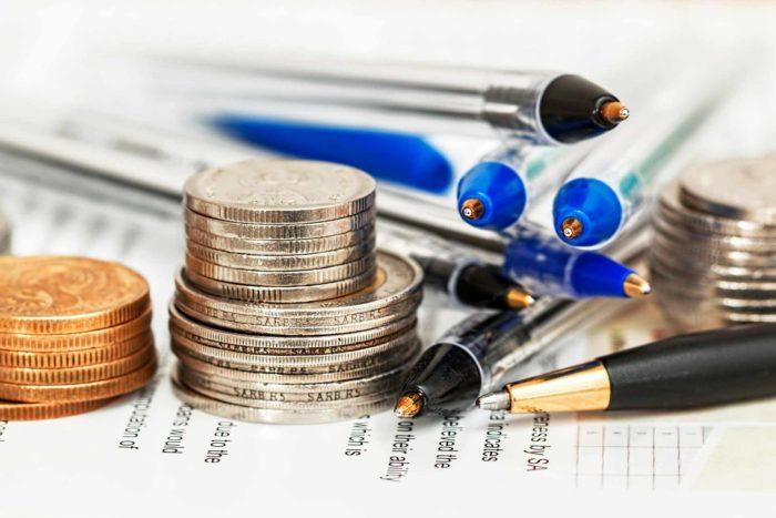 Coins - Economic plans