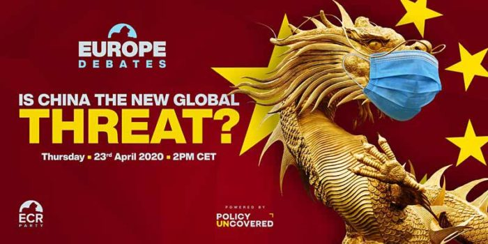 ECR Event - Is China The New Global Threat?