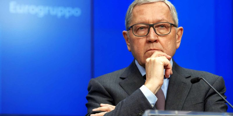 Klaus Regling Managing Director of the European Stability Mechanism ESM