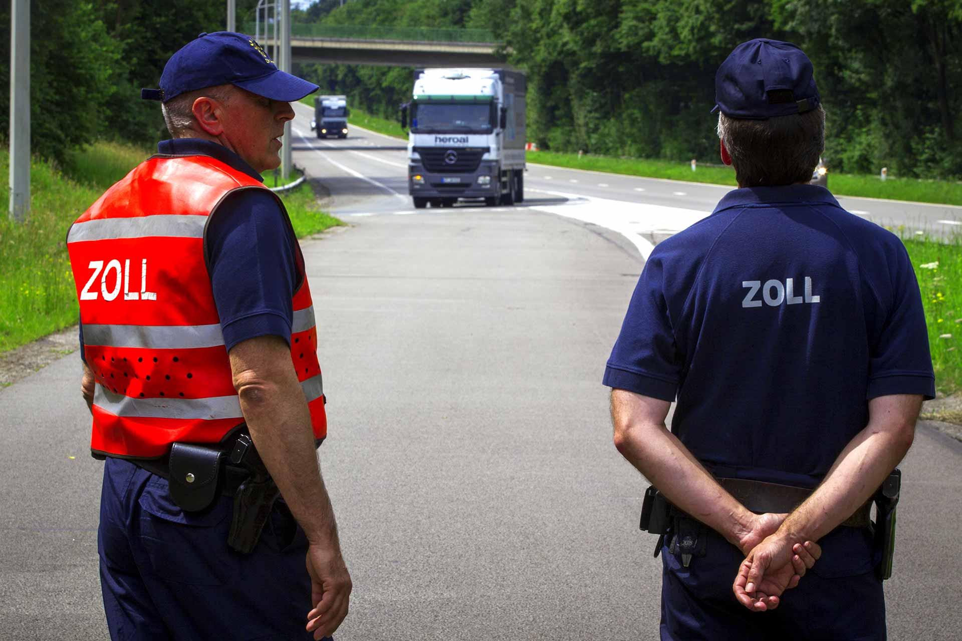 Belgian Custom Borders Control