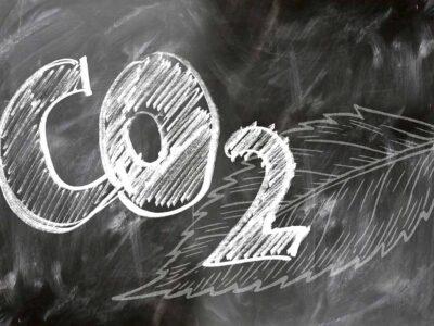 CO2 carbon air pollution