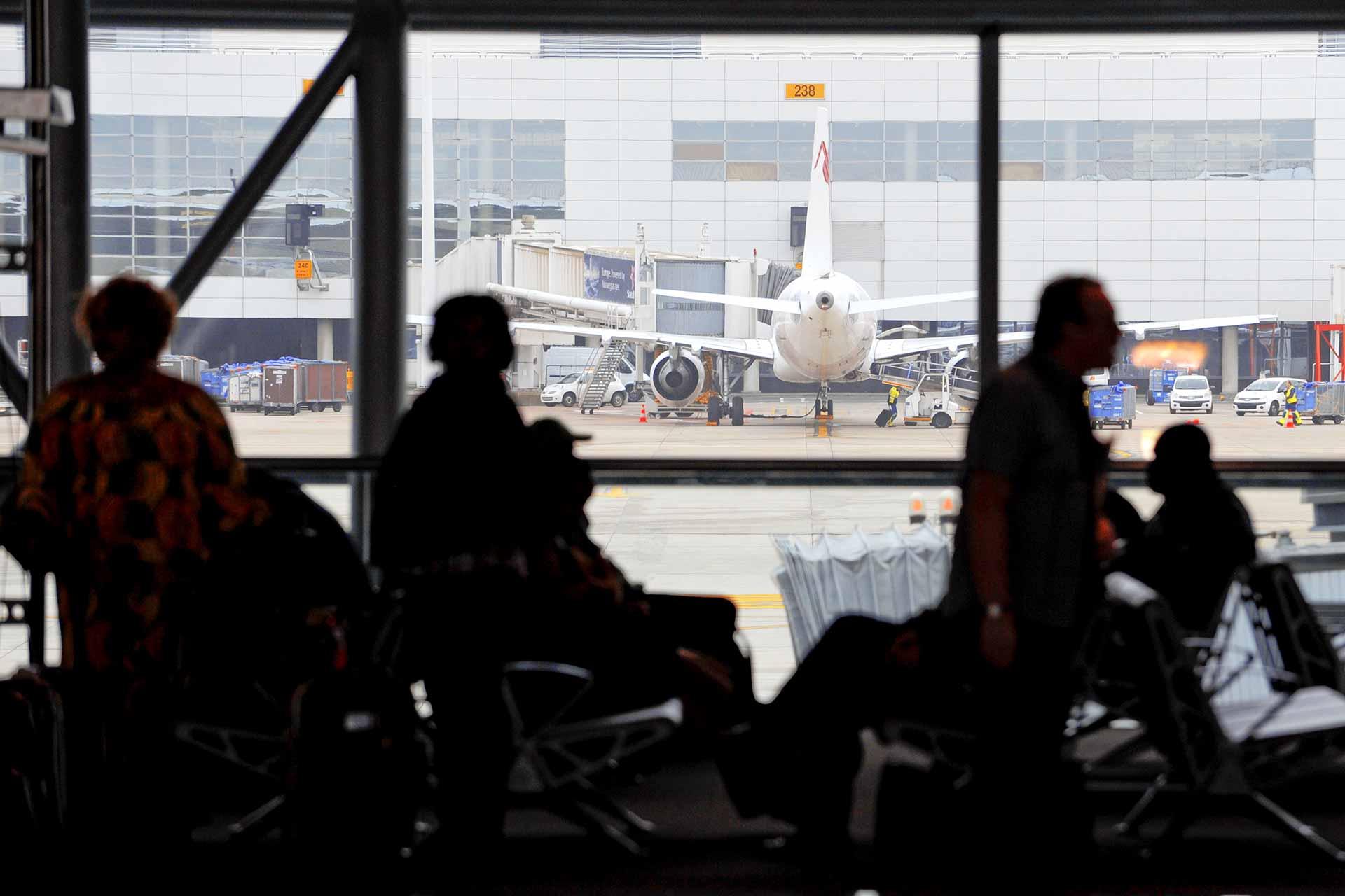 Zaventem airport passengers