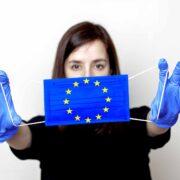 EU face mask to fight COVID19