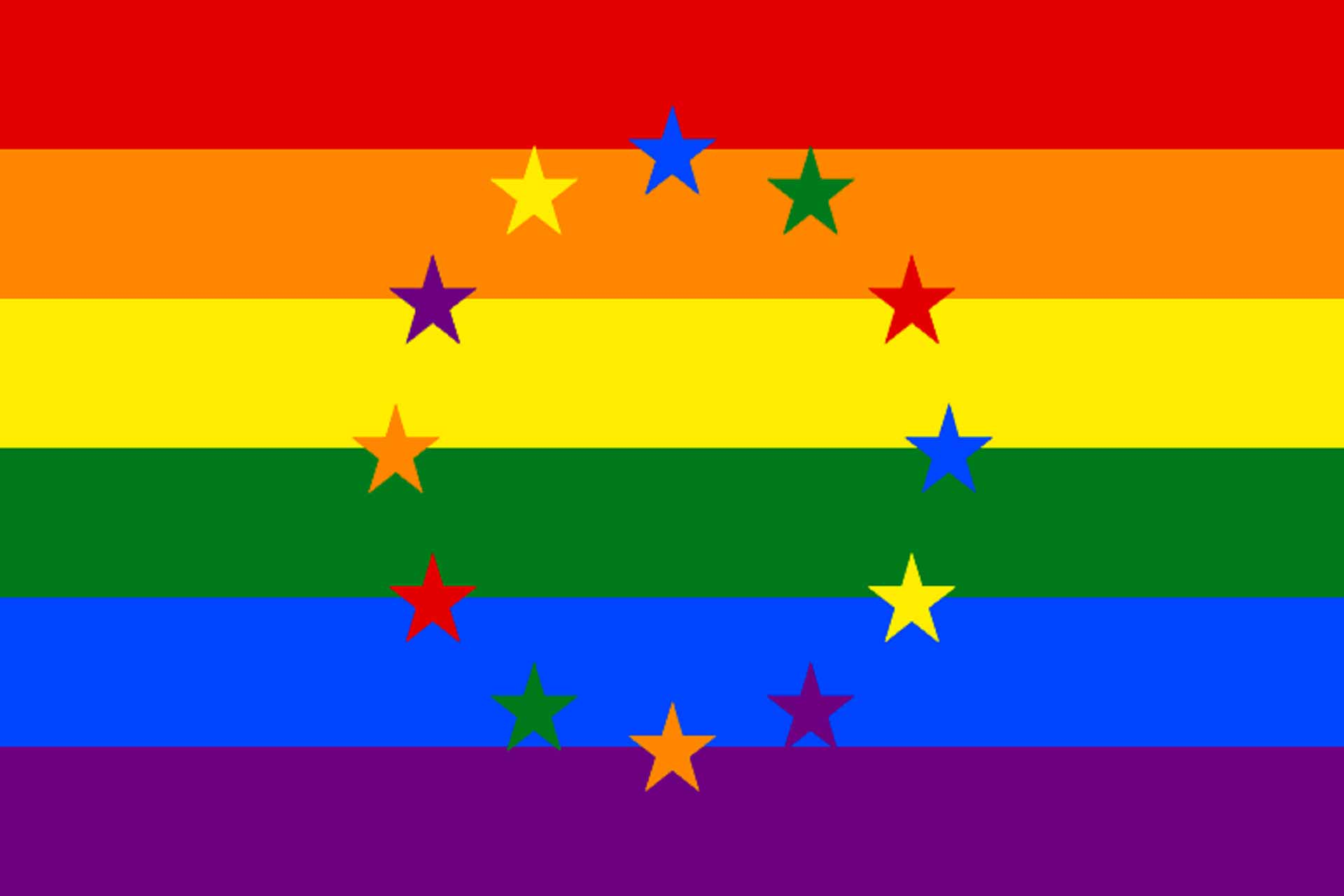 Pride Month of global LGBT communities. United in diversity!
