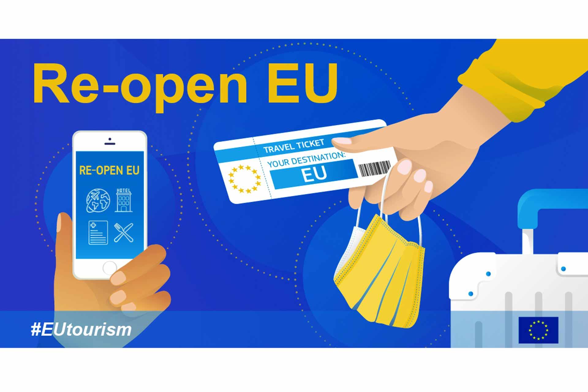 Re-Open EU #EUtourism
