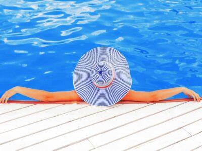 Swimming-pool Summer Tourism
