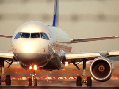 aircraft travel airplane landing