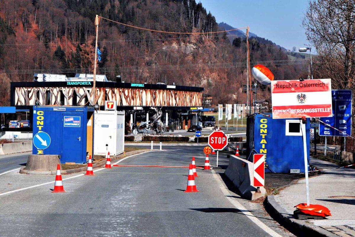 border Austria