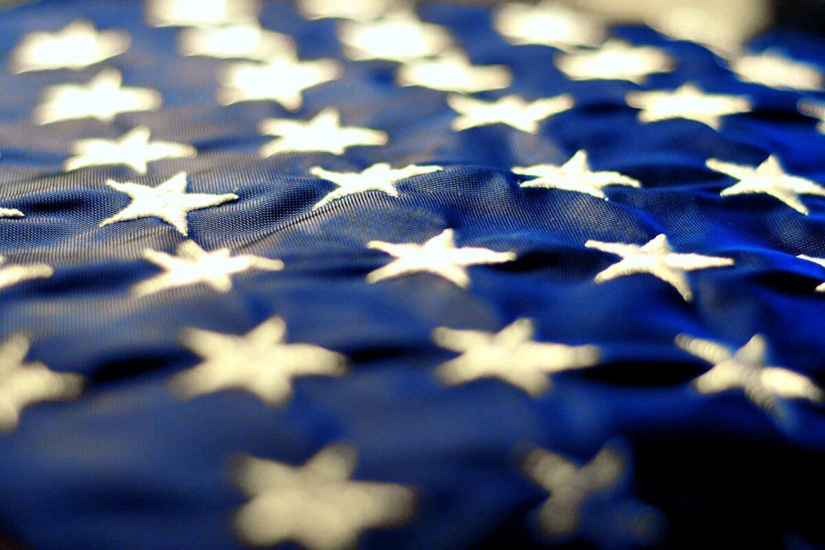 stars USA flag