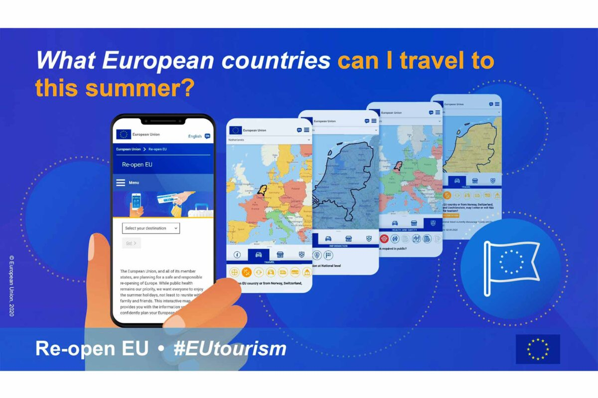 What European countries can i travel to this Summer? Re-Open EU #EUtourism