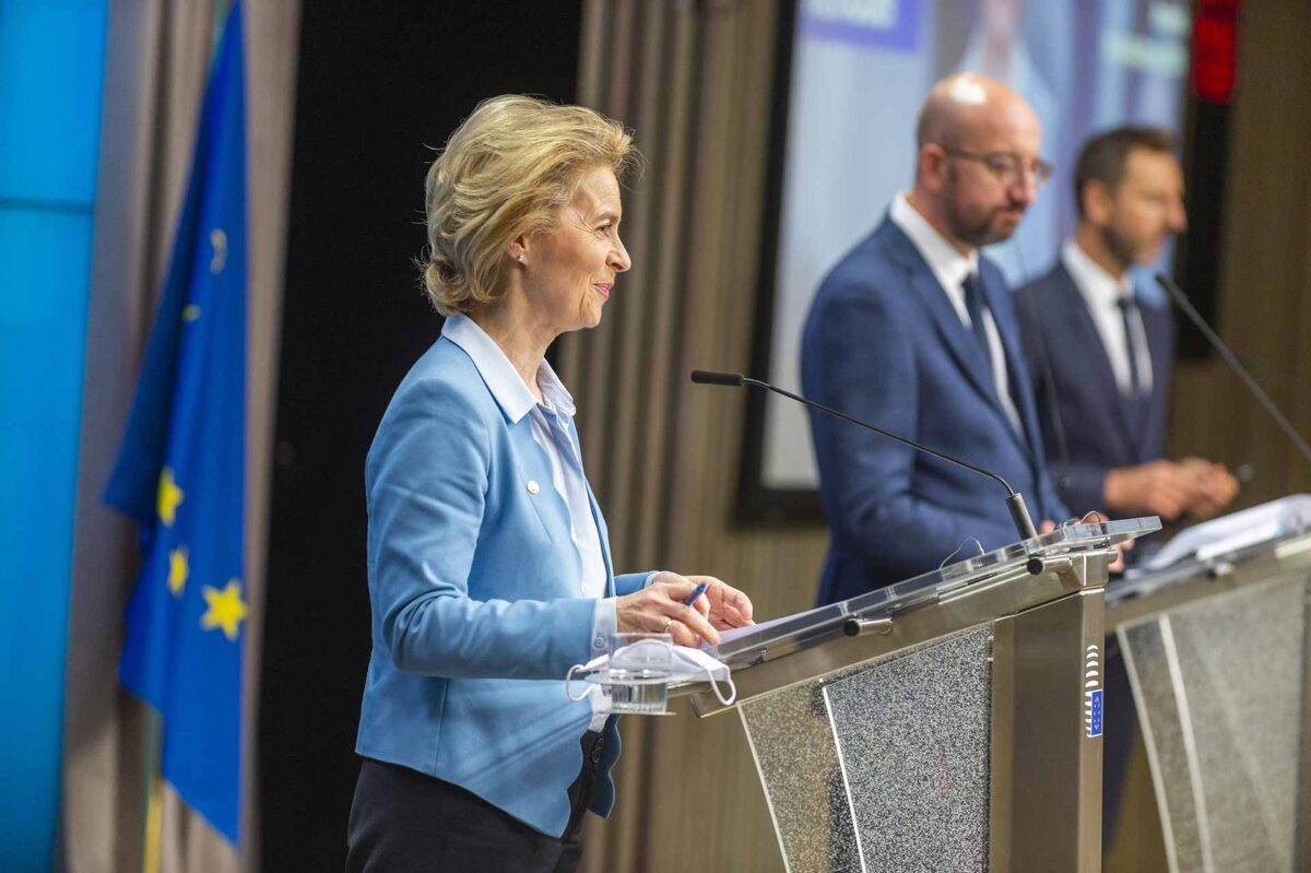 Special European Council, 17-21 July 2020