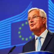 Michel Barnier, EU Chief Brexit negotiator