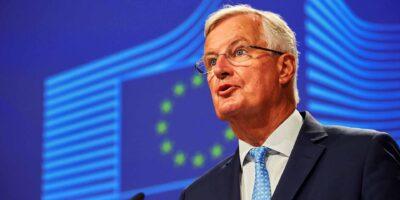 Michel Barnier, EU Chief Brexit negotiator