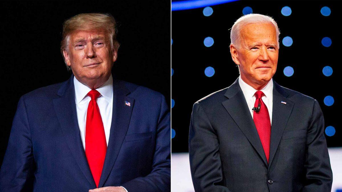 Biden vs Trump / Donald Trump - Joe Biden
