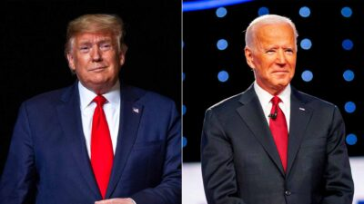 Biden vs Trump / Donald Trump - Joe Biden