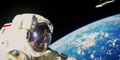 ESA astronaut