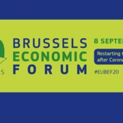 #EUBEF20 goes digital - The Brussels Economic Forum
