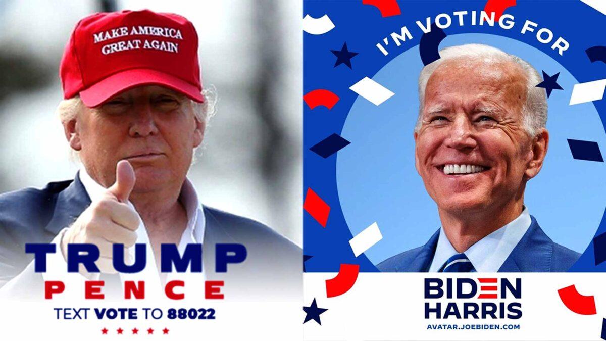 US LIVE Debate - Trump vs Biden