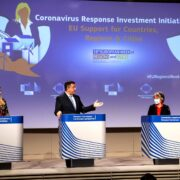 Coronavirus Response Investment Initiative (CRII) with local authorities, Regions and Cities